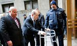Harvey Weinstein leidet an den Folgen eines Autounfalls