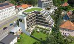 Derzeit in Bau: Geidorf-Living mit 17 Einheiten samt Penthouse in Graz.