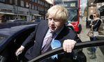 Archivbild: Boris Johnson bei einem Wahlkampfauftritt 2015 in London