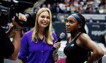 Tennis-Jungstar Corie Gauff im Interview mit Ex-Tennisprofi Babsi Schett.