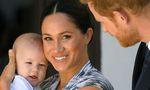 Prinz Harry und Herzogin Meghan mit Baby Archie