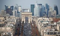 Skyline von Paris / Bild: (c) REUTERS (Charles Platiau)