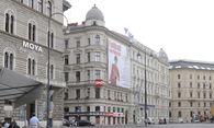 Blick auf die SPÖ-Zentrale in der Wiener Löwelstraße  / Bild: (c) Clemens Fabry (Presse)
