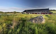 Ruhe abseits der Hotspots verspricht die Ecolodge Instants d'Absolu. / Bild: (c) Ecolodge