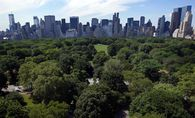 New York Skyline, Central Park South / Bild: (c) REUTERS (MIKE SEGAR)