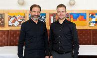 """Hermann und Thomas Neuburger sind Attribute wie """"freundschaftlich"""" und """"herausragend"""" wichtig. / Bild: Ákos Burg"""
