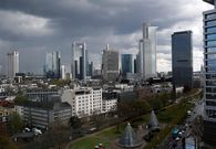 Symbolbild Frankfurt Skyline / Bild: (c) REUTERS (Kai Pfaffenbach)