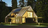 Haus an der Eisenstraße in Sankt Anton an der Jessnitz / Bild: EcoConcept GmbH