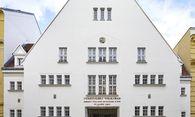 Rundum erneuert: Ehemaliges Tröpferlbad mit 21 neuen Wohnungen. / Bild: (c) Lichtbildkultur Martin Schlager/ proportion.at