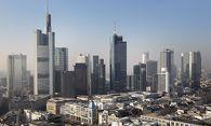 Skyline von Frankfurt / Bild: (c) APA/AFP/AMELIE QUERFURTH