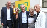 W.Wahlmüller, J.Wehdorn, M. Pech, M. Cufer, M. Wehdorn / Bild: ÖSW GmbH