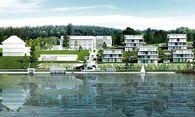 War gerade noch früh genug dran: das Projekt Hermitage am Südufer des Wörthersees. / Bild: (c) Wörthersee Immobilien