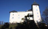 Rittersaal und Wörtherseeblick gehören zu den Assets von Schloss Drasing. / Bild: (c) Engel & Völkers