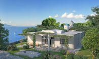 Astronomischer Hingucker: Haus mit ehemaliger Sternwarte auf Capri. / Bild: (c) Muhr