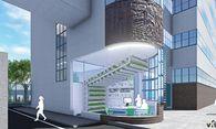 Visualisierung des geplanten Vertical-Farming-Projekts in der Tabakfabrik Linz.  / Bild: (c) vertical farming