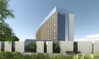 Visualisierung des neuen Chirurgiekomplexes im LKH Graz. / Bild: (c) LKH Graz