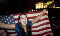 Der Glaube an Amerika ist zurück