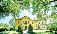 Das Herrenhaus in Maria Anzbach lockt mit 12.000 Quadratmetern Garten.