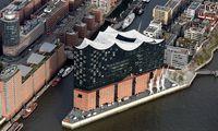 Aus dem Hafen gewachsen: die Elbphilharmonie.
