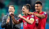 SOCCER - UEFA EURO 2020 quali, SLO vs AUT