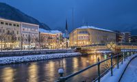 Freude über den Zuschlag als Europäische Kulturhauptstadt 2024 gibt's in Bad Ischl.