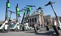 Davon war vor zehn Jahren noch keine Spur in Wien: E-Roller – die bei manchen auch für Unmut sorgen. Vor allem, wenn sie in der Gegend herumstehen.