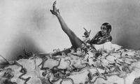 """""""Berlin hatte ein juwelenhaftes Funkeln, das es in Paris nicht gab"""", schrieb die skandalträchtige Josephine Baker."""