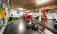 In der San-Arena des Wiener Roten Kreuzes können Notsituationen in realistischen Settings nachgestellt werden.