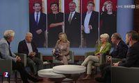 """Unter dem Titel """"Der Koalitionspoker: Kunst der Kompromisse"""" wurde am Sonntag im ORF diskutiert."""