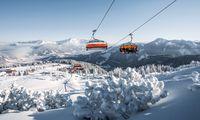 Sportlich: Skifahren in Flachau und Wagrain.