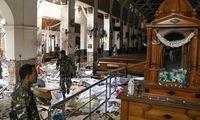 Die Behörden von Sri Lanka haben infolge der Anschlagsserie eine Ausgangssperre verhängt