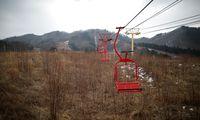 The Wider Image: South Korea´s ghost ski resort