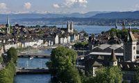 Zürich führt das Ranking als teuerste Stadt der Welt an.