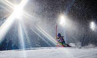 Mikaela Shiffrin wird's egal sein, der US-Skistar zeigte zuletzt ja auch in den Speed-Disziplinen Spitzenleistungen.