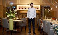 Es gibt in Europa nicht viele Sternerestaurants, die ausschließlich vegetarisch kochen, so wie Küchenchef Paul Ivic im Restaurant Tian in Wien.