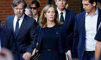 Archivbild von Huffman bei einem Gerichtstermin Mitte September.