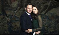 Das schwedische Modell für den britischen Prinzen: Madeleine und ihr Mann, Chris O'Neill, leben heute in Miami.