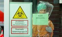 Ebola wird nicht über die Luft übertragen