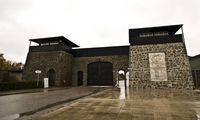 Tor zum ehemaligen KZ Mauthausen