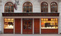 Das Stammhaus der K & K Hofzuckerbäckerei L. Heiner in der Wollzeile 9 (Archivbild).