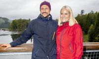 Das norwegische Kronprinzenpaar liebt die Natur.