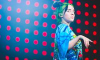 Italy: The American singer Billie Eilish Billie Eilish Pirate Baird O Connell is an American singer-songwriter, model a