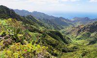 Blick auf das Anaga-Gebirge