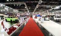 Vor dem Ansturm: Die Vienna Autoshow teilt sich das Publikum mit einer Ferien- und Kulinarikmesse.