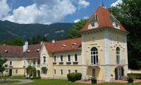 In den 1980er-Jahren saniert: Schloss Mühlhof an der Rax.