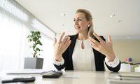 """""""Wir wollen die Arbeitslosenquote nachhaltig senken"""", sagt Ministerin Christine Aschbacher."""