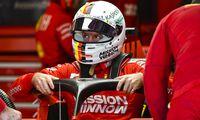 2019 United States GP AUSTIN, TEXAS - NOVEMBER 01: Sebastian Vettel, Ferrari during the 2019 Formula One United States G