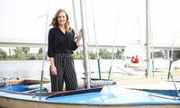 Die 28-jährige Sarah Siemers ist noch nie gesegelt. Bei ihrem ersten Törn geht es gleich über den Atlantik, zur 25. UN-Klimakonferenz.