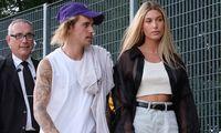"""Die """"Biebers"""" haben ihre Liebe zelebriert."""
