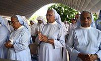 Betende Nonnen
